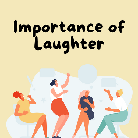 Healthy Lifestyles: Laughter