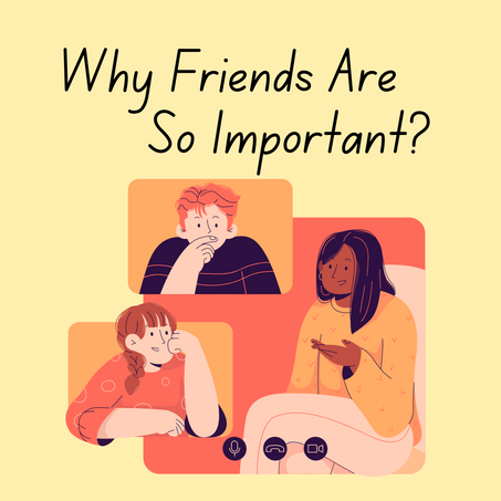 Your Amazing Friends
