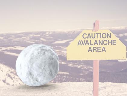 3 motivos para você não deixar o inventário para depois - a bola de neve pode virar uma avalanche