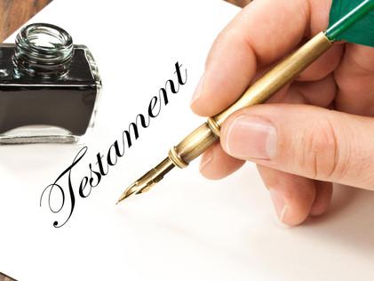 5 motivos para fazer testamento