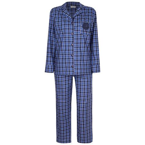 Pijama Xadrez Royal