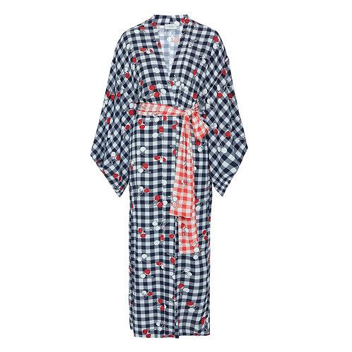 Kimono Midi Cherry