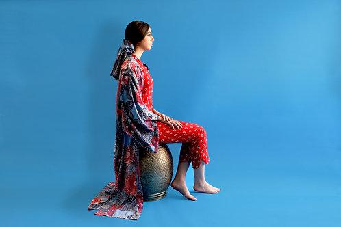 Kimono Midi Jaipur