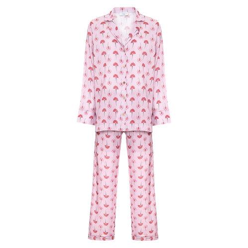 Pijama Positano Rosa 1