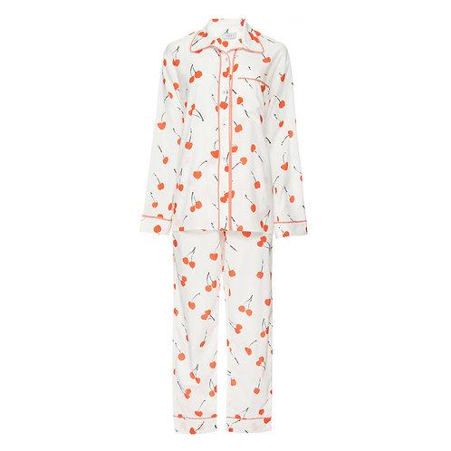 Pijama Flora Cherry
