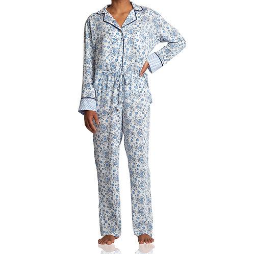Pijama Flor Oriental