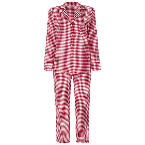 Pijama New Vichy Red