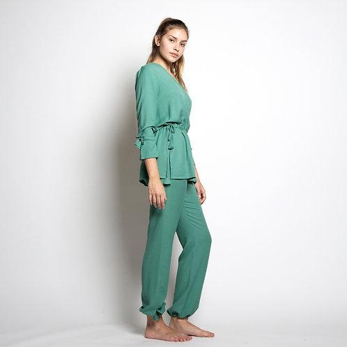 Pijama Mag Verde