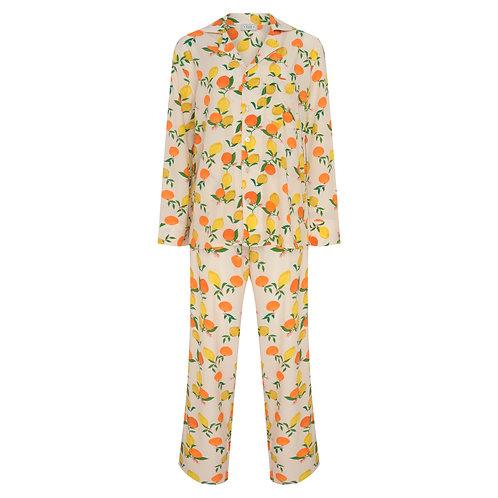 Pijama Cítricos OFF