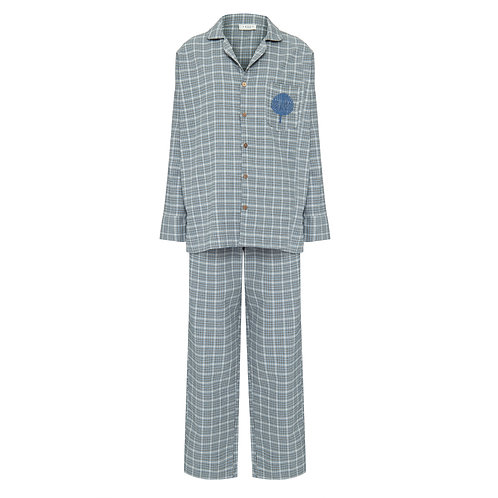 Pijama Flanela England