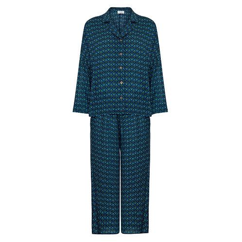 Pijama Gap  Gravataria Azul