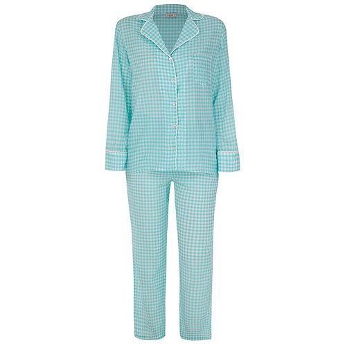 Pijama New Vichy Menta