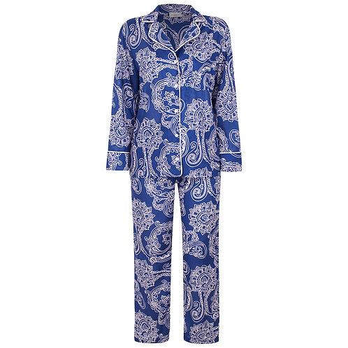 Pijama Siena Azul