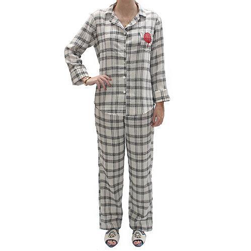 Pijama Xadrez PB