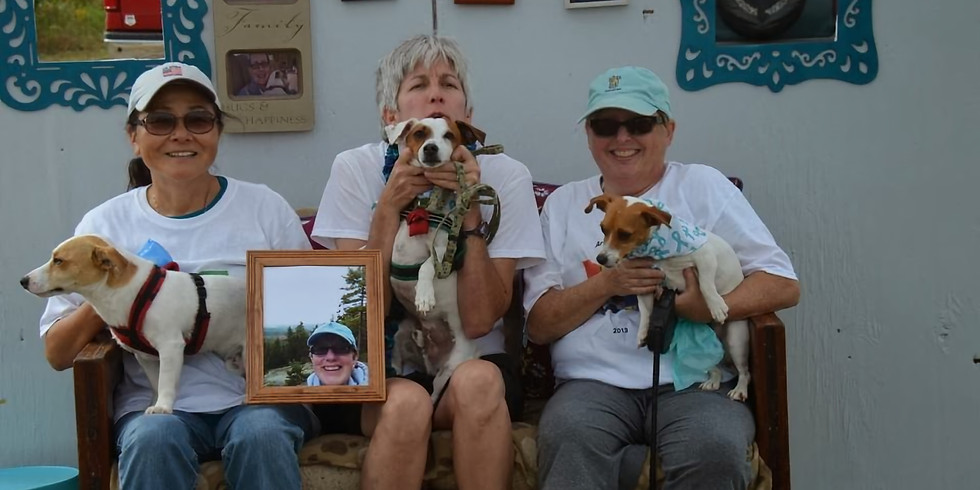 Annual Ann Miller Walk & Celebration of Life Party