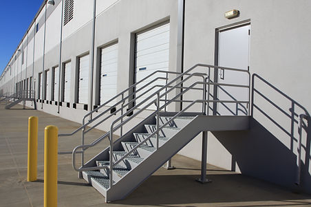 Steps on warehouse loading dock.jpg