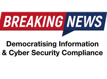 Democratising InfoSec Compliance Software