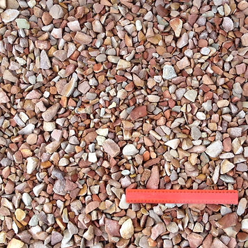 Crushed River Stone