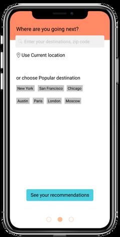 choose location