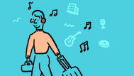 Travel and music