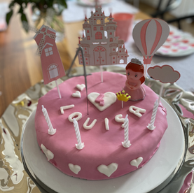 Louisas Geburtstagstorte