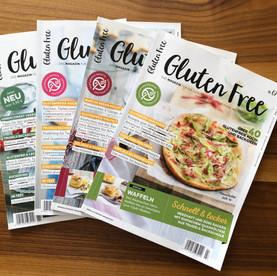 Magazin für ein Leben ohne Weizen