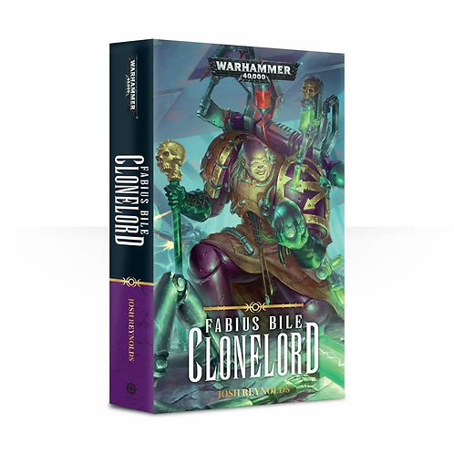 Clonelord: Book 2 (Paperback)