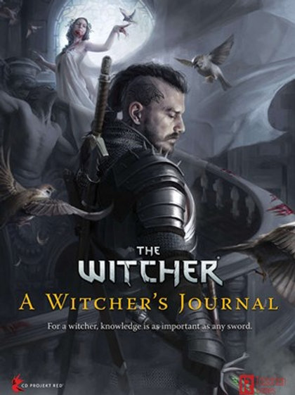 The Witcher RPG: A Witcher's Journal Supplement