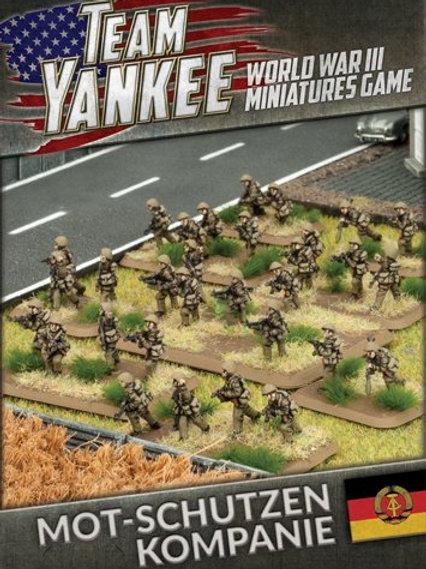 Team Yankee - Mot-Schutzen Kompanie