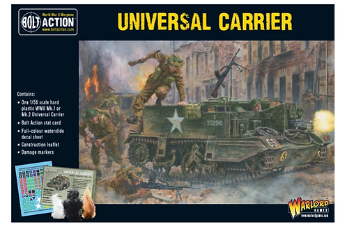Universal Carrier