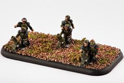 UCM - Legionnaire Mortar Teams