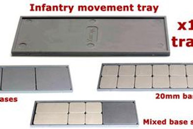 VICTRIX - Plastic infantry movement trays