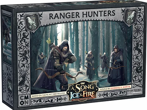 A Song Of Ice And Fire: Night's Watch Ranger Hunters Expansion