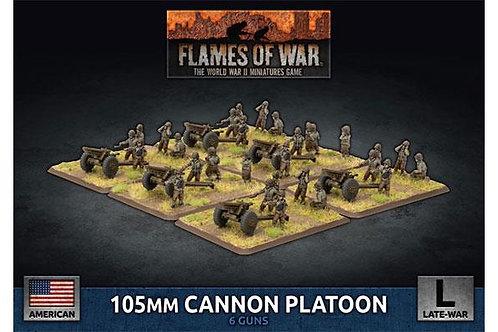 Flames Of War - 105mm Cannon Platoon [UBX82]