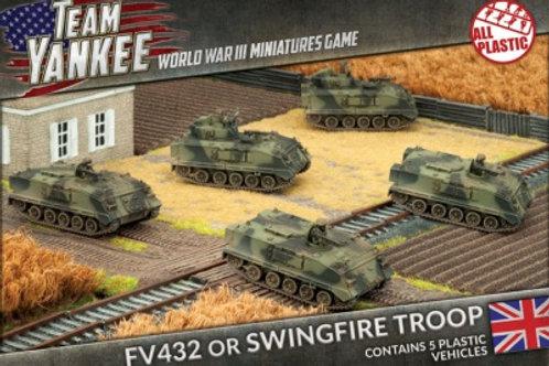 Team Yankee - FV432 or Swingfire Troop
