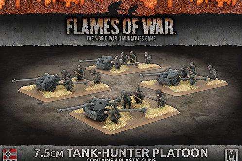 Flames Of War - 7.5cm Tank-Hunter Platoon