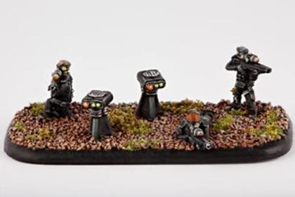 Praetorian Sniper Teams