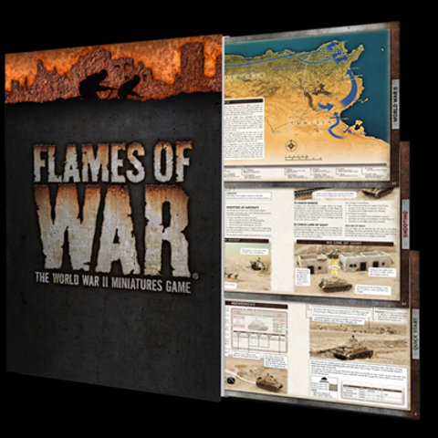 Flames Of War - Late War Core Rulebook
