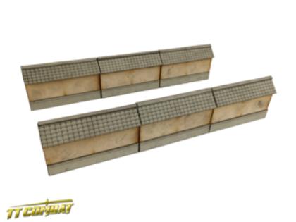 Yagura Straight Walls