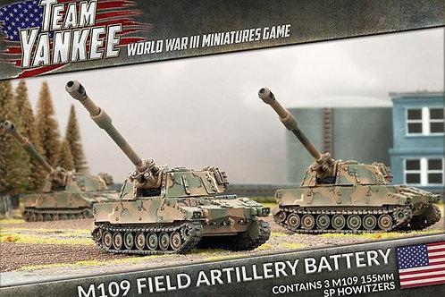 Team Yankee - M109 Field Artillery Battery