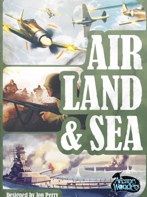 Air, Land & Sea