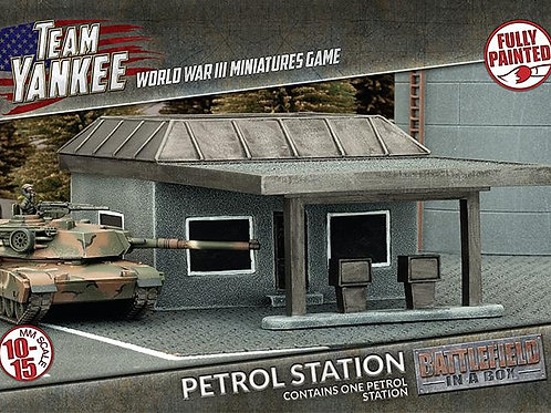 Team Yankee - Petrol Station