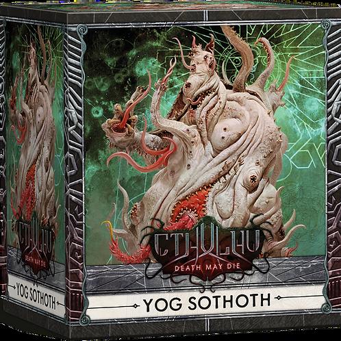 Cthulhu Death May Die: Yog–Sothoth Expansion