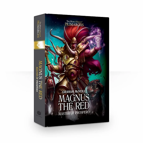 Magnus the Red: Master of Prospero. Book 3 (Hardback)