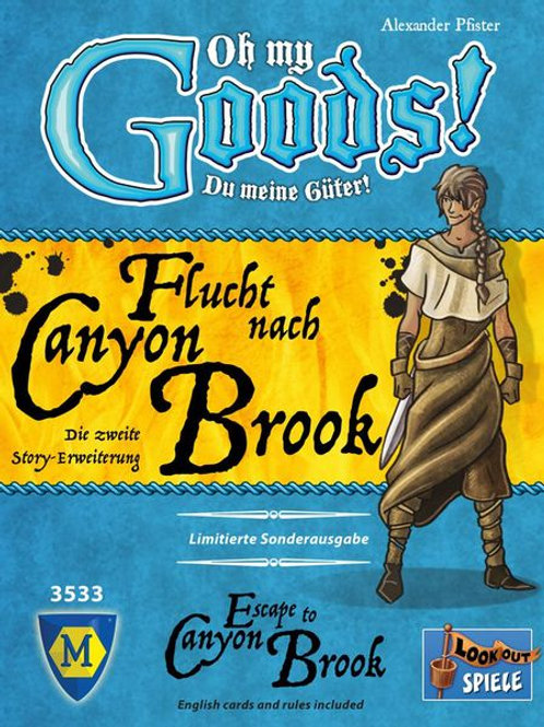 Oh My Goods! : Escape to Canyon Brook Expansion
