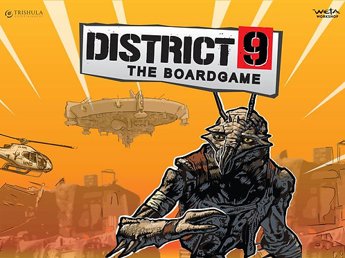 District 9 - The Board Game