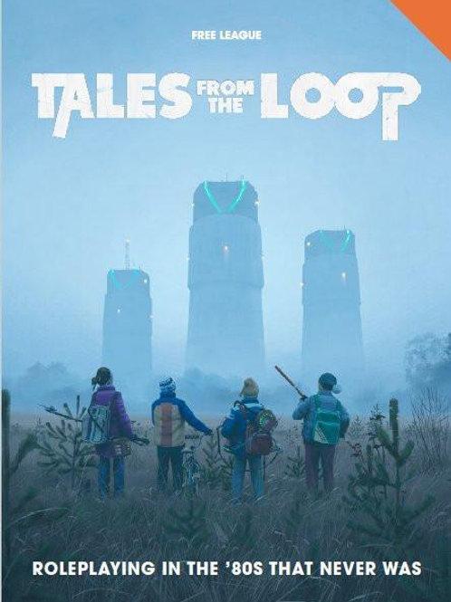Tales From The Loop RPG: Core Rulebook