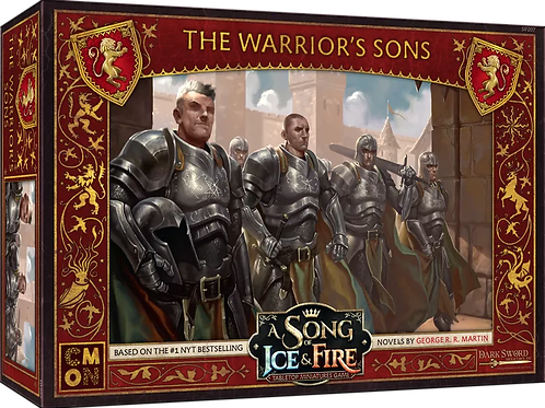 A Song Of Ice And Fire: Lannister Warrior's Sons Expansion