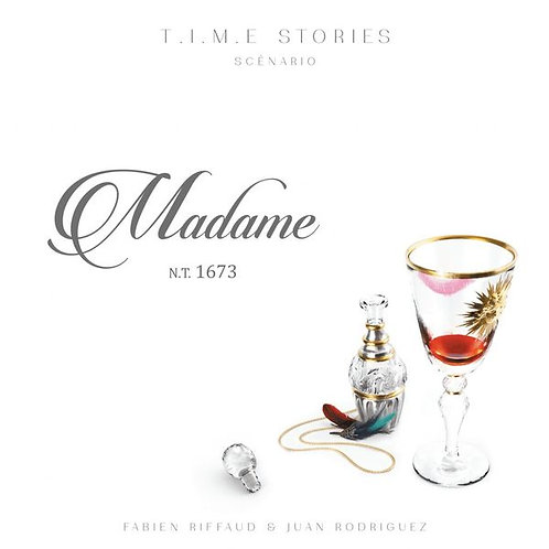 TIME Stories: Madame Case Expansion
