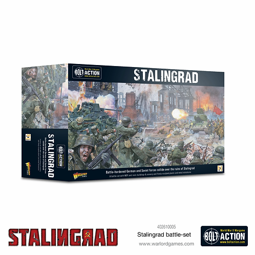 Bolt Action Stalingrad Battle Set